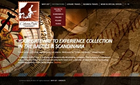CollectionBaltic website